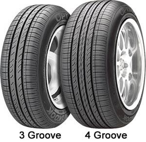 Optimo H426 4 Groove Tires